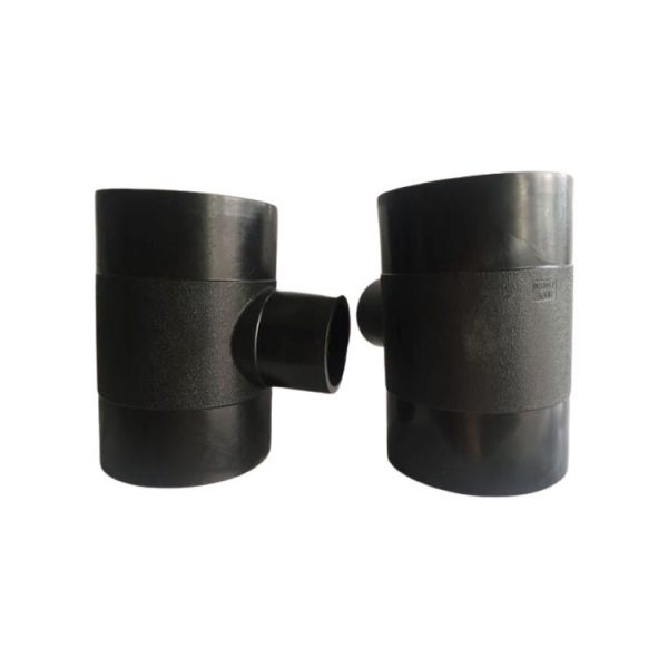 HDPE Pipe Fittings Polyethylene Butt Fusion Welding Fittings