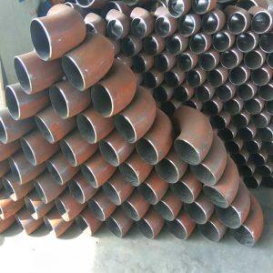 steel 20# pipe bends