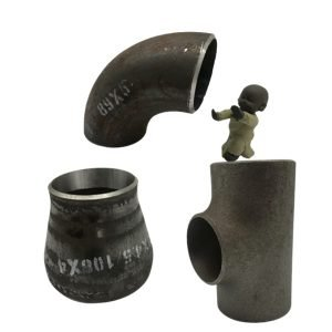 GOST butt weld pipe fittings